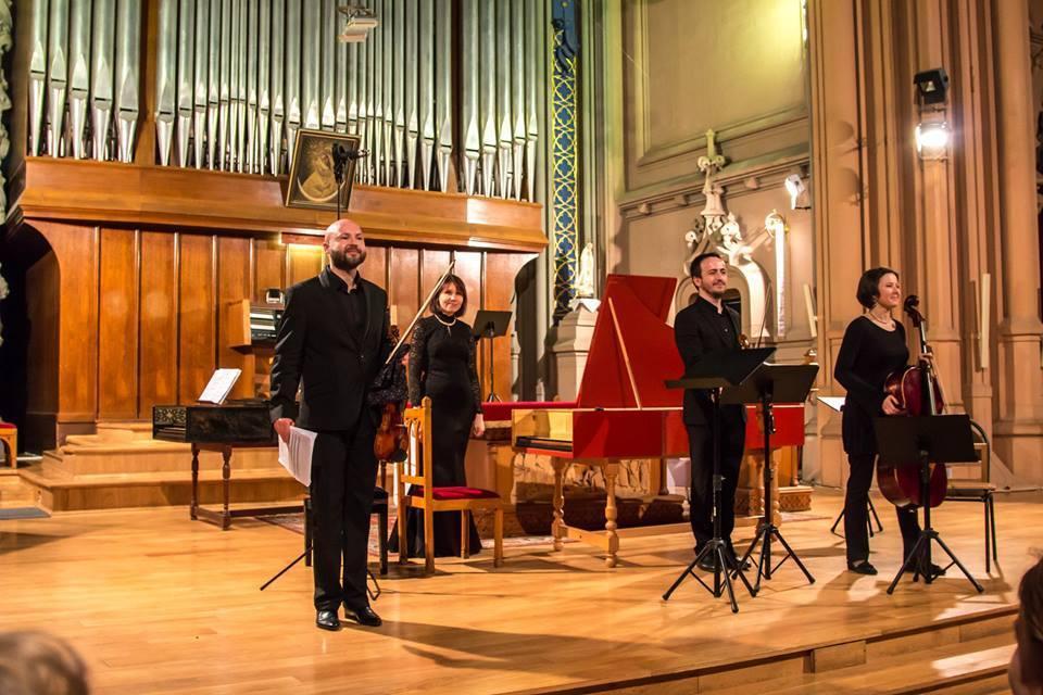 Ukrainian classical musicians dating