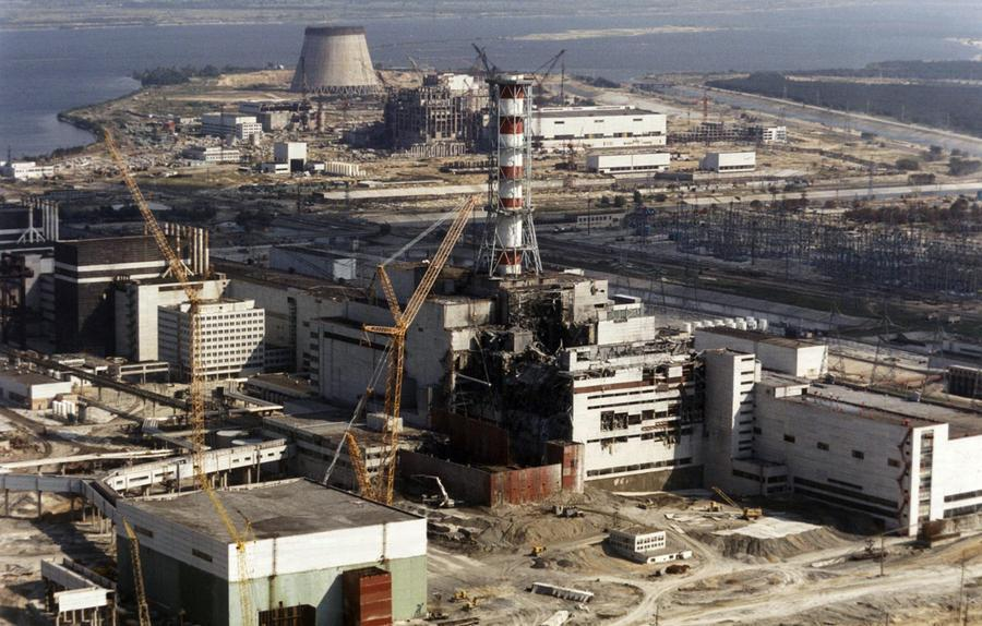 5. Sad, but true: Chernobyl, located 100 km north from Kiev, is known as the site of the world's worst technological disaster ever.